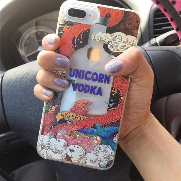 vodka iphone 7 case